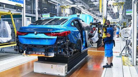 Projekt BMW Maďarsko zastavili
