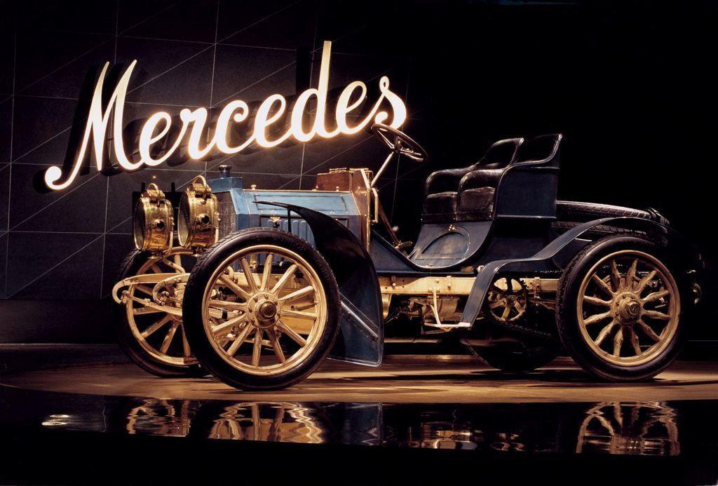 120 rokov Mercedes