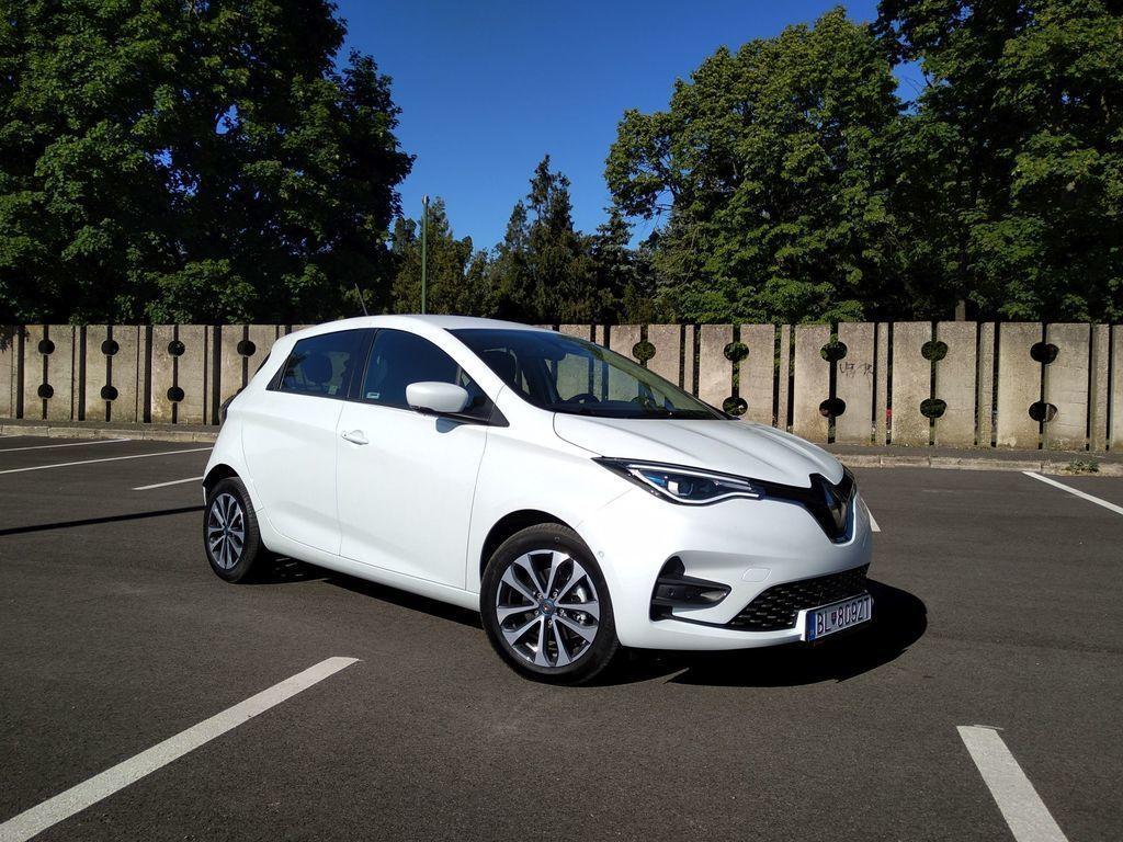 TEST Renault ZOE II
