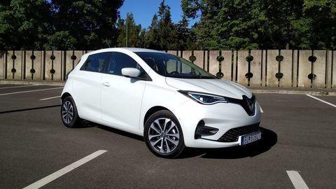 TEST Renault ZOE II: Elektromobil ešte nikdy nebol výhodnejší