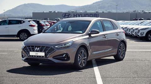 Modernizovaný Hyundai i30 s novými motormi mieri do výroby