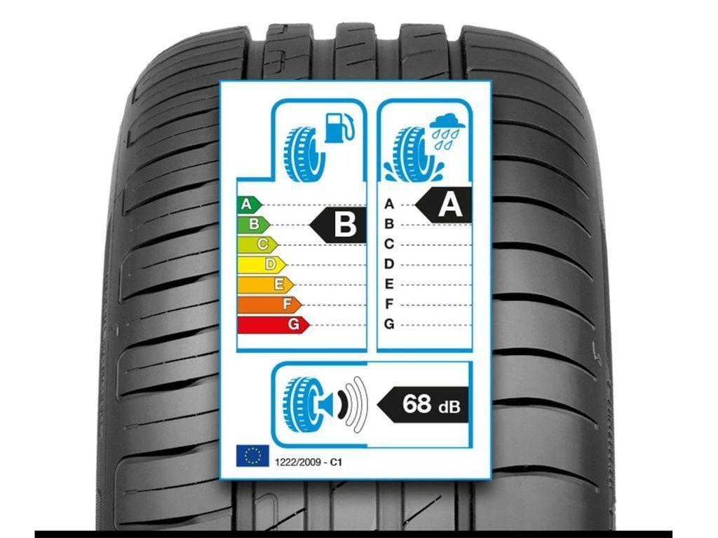 štítky pneu informácie