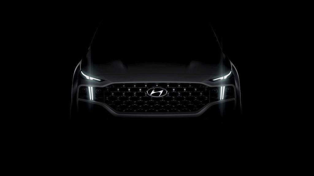 nový Hyundai Santa Fe