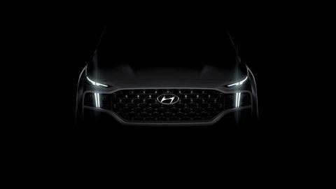 """Hyundai láka na nové Santa Fe. Nie, nepôjde """"len"""" o facelift"""