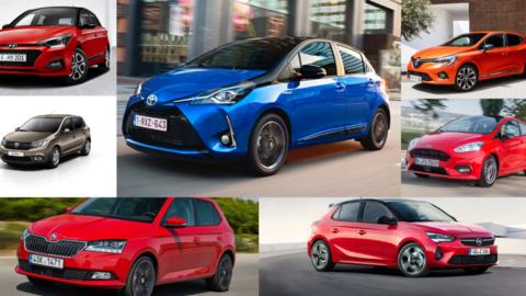 POROVNANIE: Koľko stojí údržba malého auta?