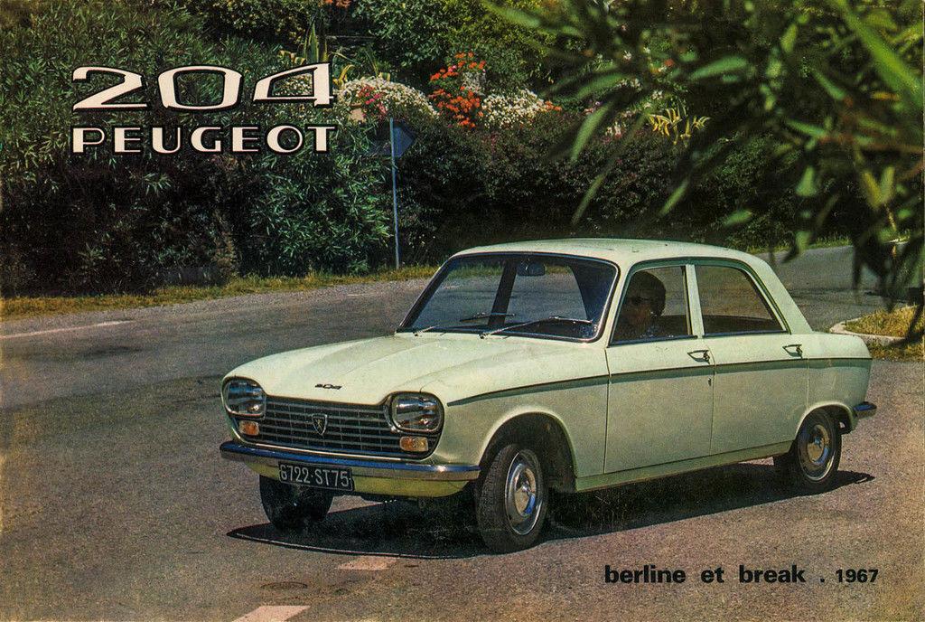 Peugeot má pohon predných kolies už 55 rokov