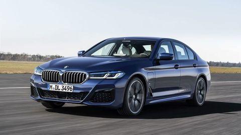 Modernizované BMW radu 5 a 6 GT oficiálne