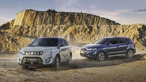Suzuki vyrobilo za uplynulý rok takmer 3 milióny vozidiel