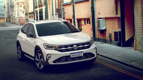 VW Nivus predstavili vBrazílii
