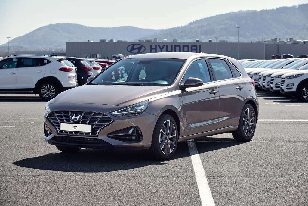 Hyundai i30 2020 cenník