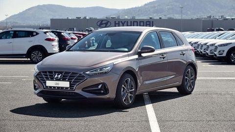 Modernizovaný Hyundai i30 s výbornou cenou a atmosférickým motorom!
