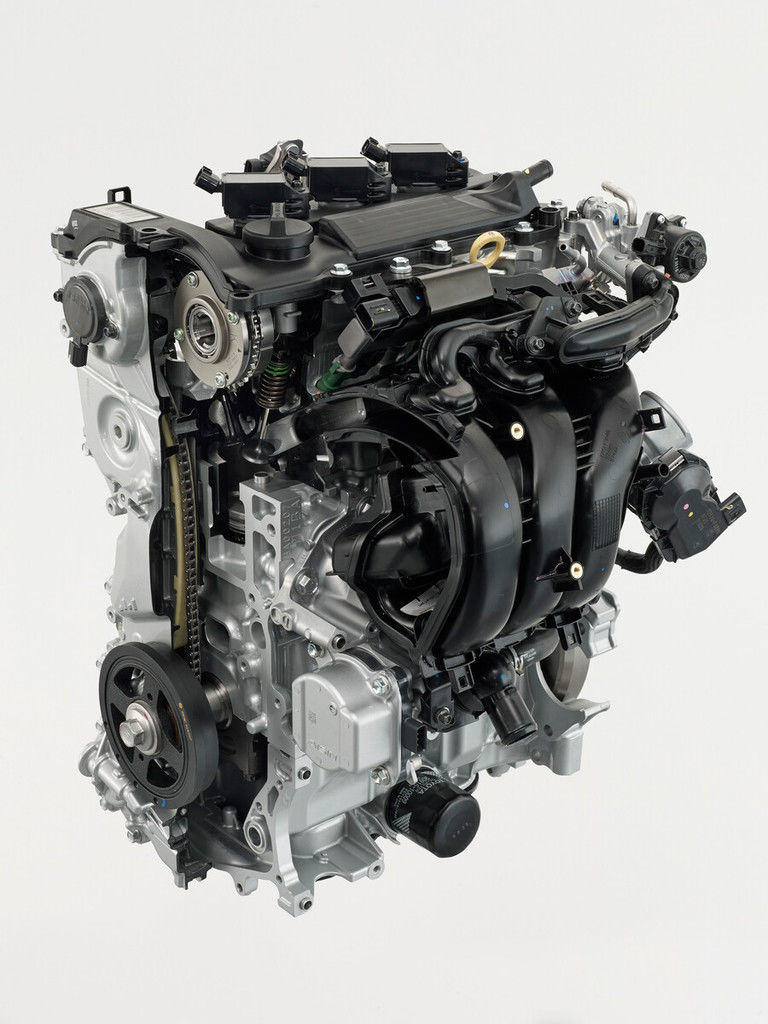 Toyota nový motor