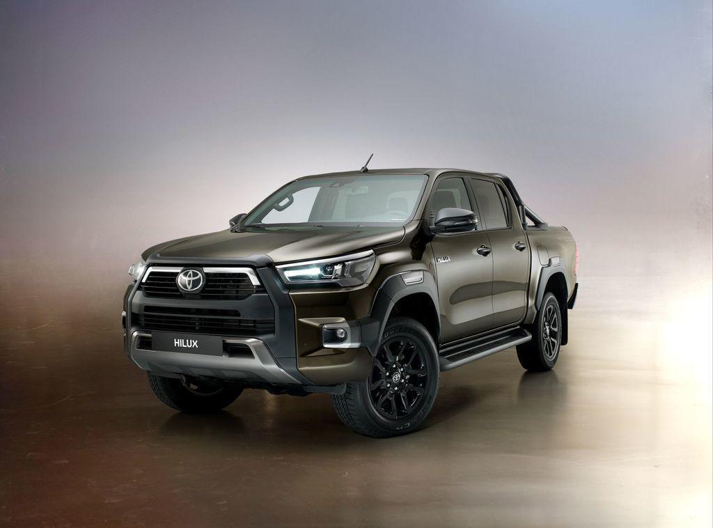 Nová Toyota Hilux 2020