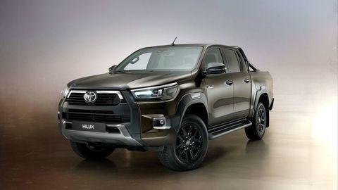 Toyota Hilux prešla modernizáciou. Dostala silnejší motor