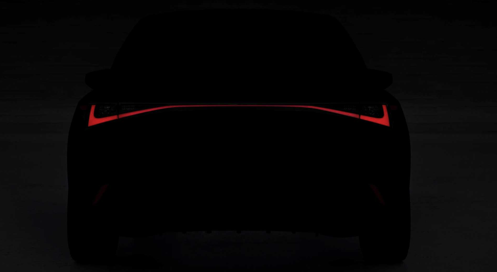 Nový Lexus IS 2021