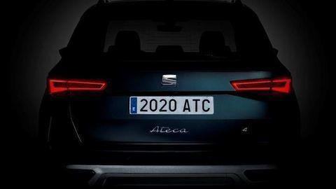 Modernizovaný SEAT Ateca sa ukáže budúci týždeň