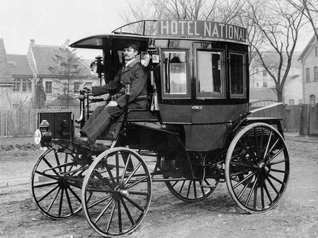 125 rokov autobusu Benz&Cie