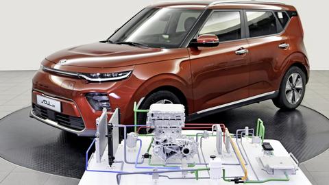Hyundai a KIA vylepšujú tepelné čerpadlá elektromobilov