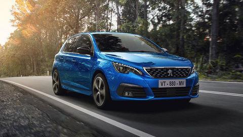 Modernizovaný Peugeot 308 zaujme lepšou výbavou a interiérom