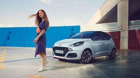Hyundai i10 N Line mieri do výroby