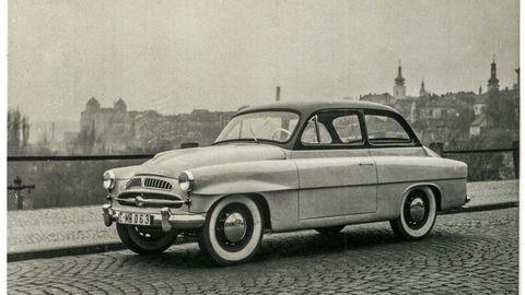 Škoda 440 má 65 rokov, všetci ju volali Spartak