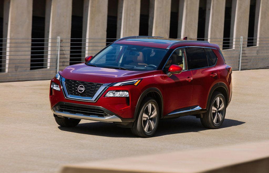 Nový Nissan X-Trail 2021