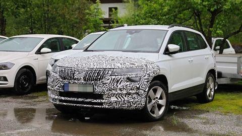 Modernizovaná Škoda Karoq už klope na dvere
