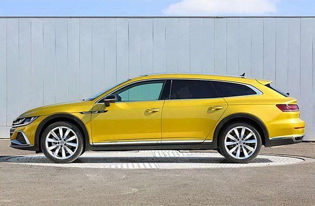 VW Arteon Shooting Brake kombi
