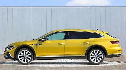 VW Arteon Shooting Brake konečne bez masky a v plnej paráde