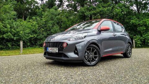 TEST Hyundai i10 1.2 MPI: Malý velikán