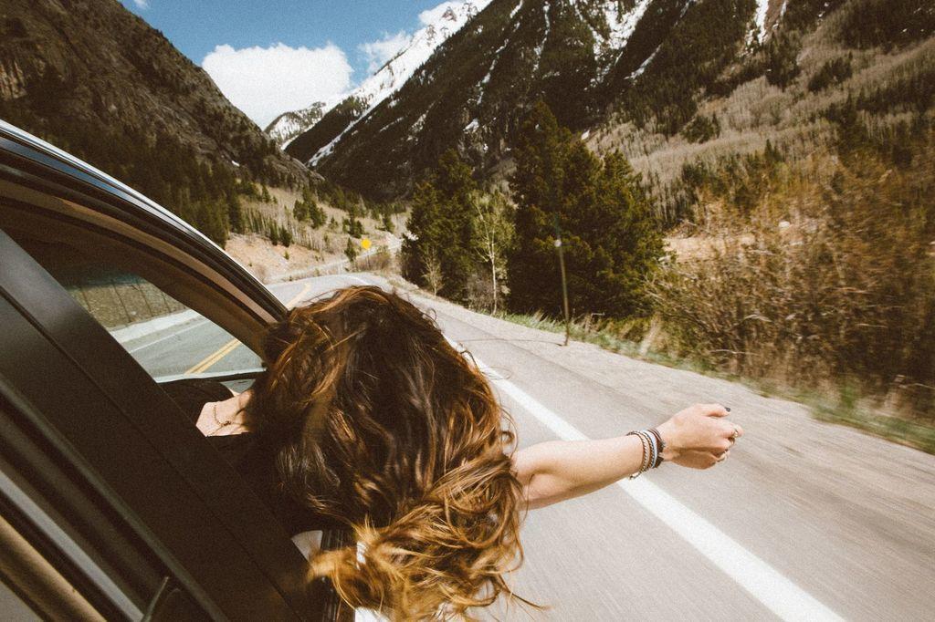 Cesta autom na dovolenku