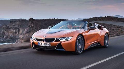 BMW vyrobilo posledných 18 kusov športového hybridu i8