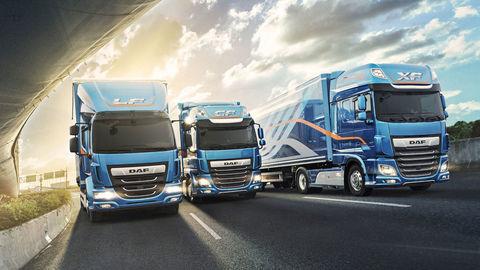 DAF Trucks predstavuje AEBS-3
