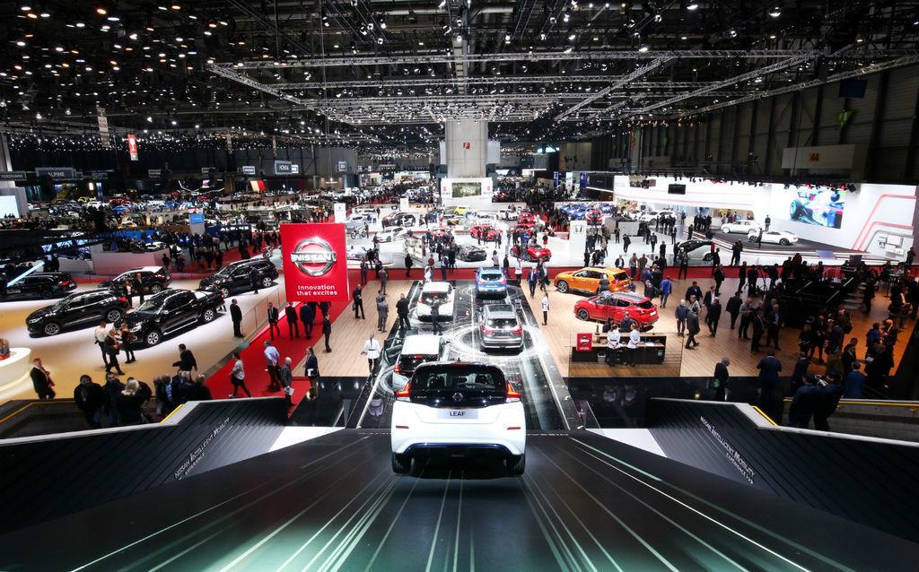 Potvrdené! Autosalón v Ženeve 2021 nebude. Skončí možno nadobro