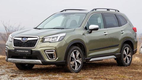 TEST Subaru Forester e-Boxer: Prichádza doba elektrická