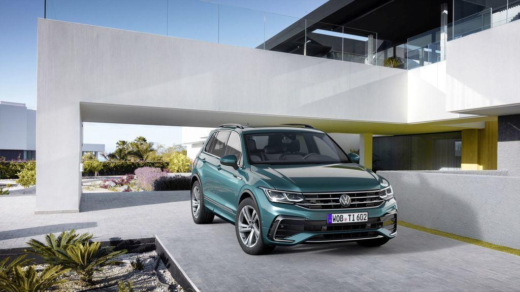 Nový VW Tiguan R 2020