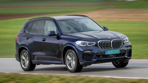 TEST BMW X5 xDrive 45e: Už dáva zmysel