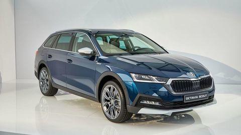 Nová Škoda Octavia Scout naživo. Ešte univerzálnejšia ako predtým