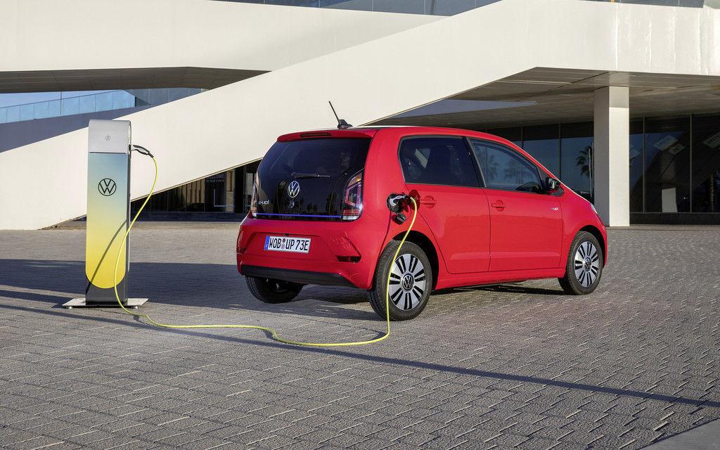 VW e-up! je opäť v ponuke, a s bonusom 1200 eur