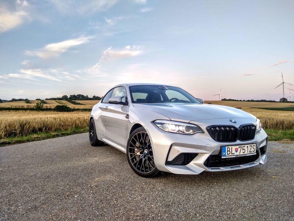 BMW M2 test