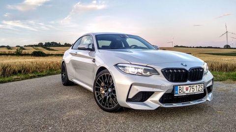 TEST BMW M2 Competition: Óda na radosť z jazdy
