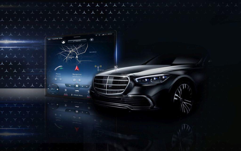 Nový Mercedes-Benz Triedy S