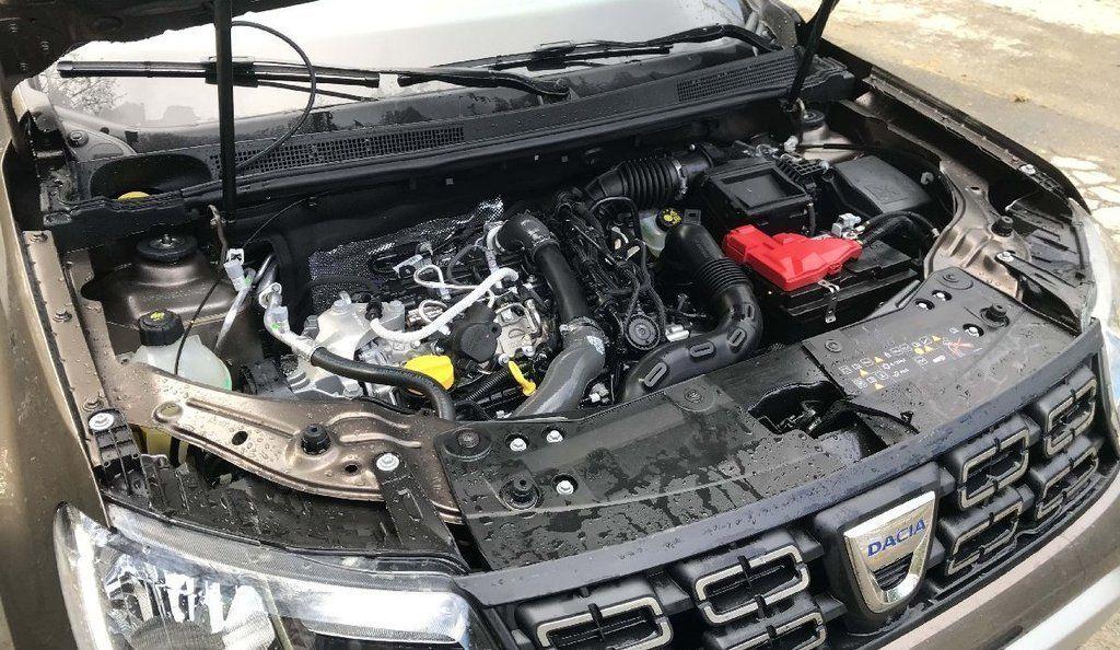Dacia Duster 1.3 TCe končí