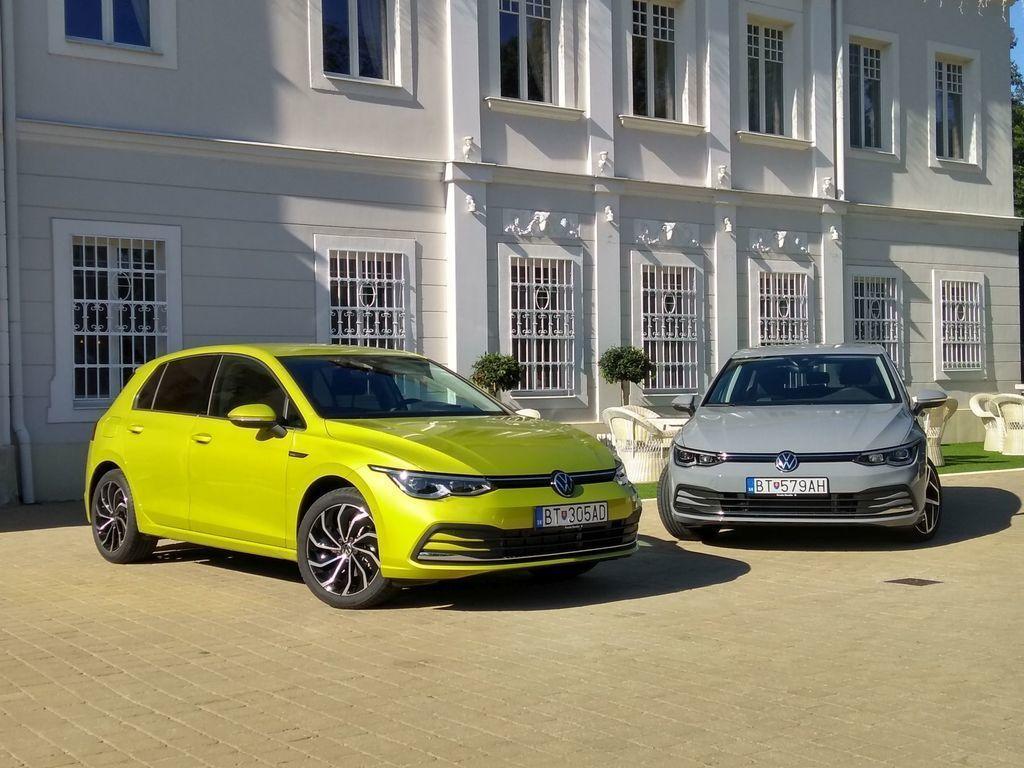 TEST VW Golf 1.5 eTSI