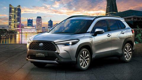 Toyota Corolla Cross oficiálne: Móda pokračuje ďalej