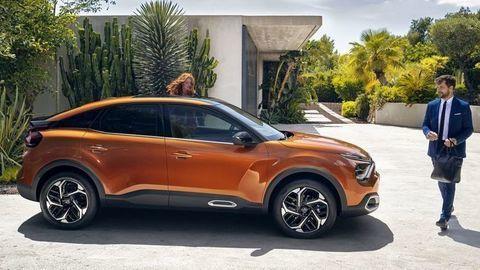 Citroën C4 bude crossover - aj elektrický