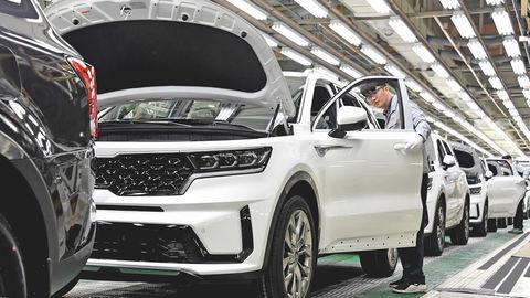 Kia Sorento Hybrid už mieri do Európy