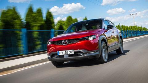 Mazda MX-30: Mazda ako má byť, ale nie pre každého (+VLOG)