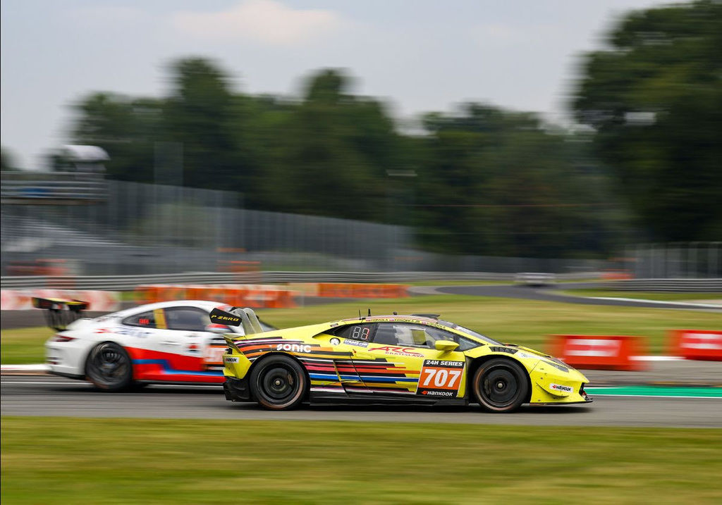 12h Monza preteky