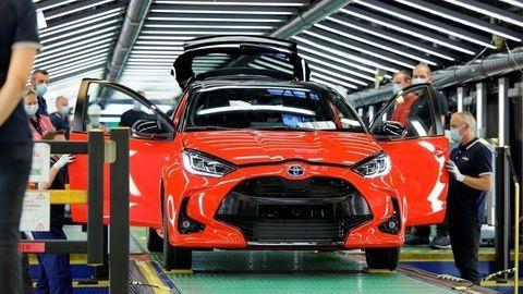 Toyota začína vyrábať nový Yaris